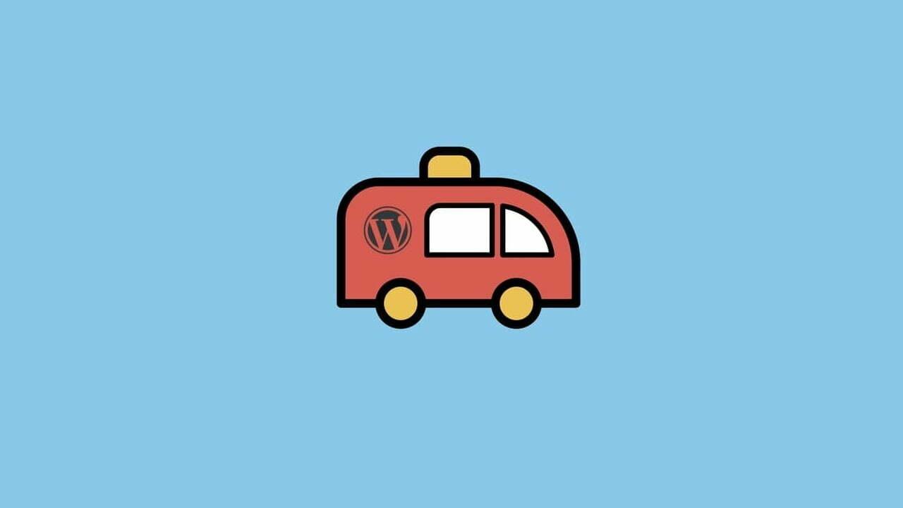 Emergências WordPress