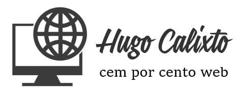 logotipo hugo calixto - Desenvolvedor WEB e SEO